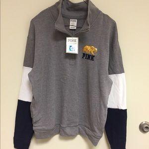 New VSPink Collegiate Sweater
